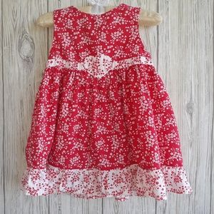 Gymboree Heart Floral Dress 18 to 24 Months